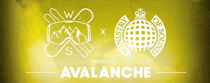 Warwick Snow presents Avalanche (PAID EVENT)