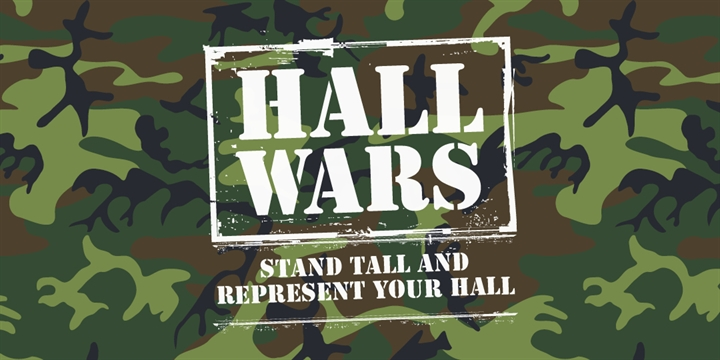 Hall Wars (PAID EVENT)