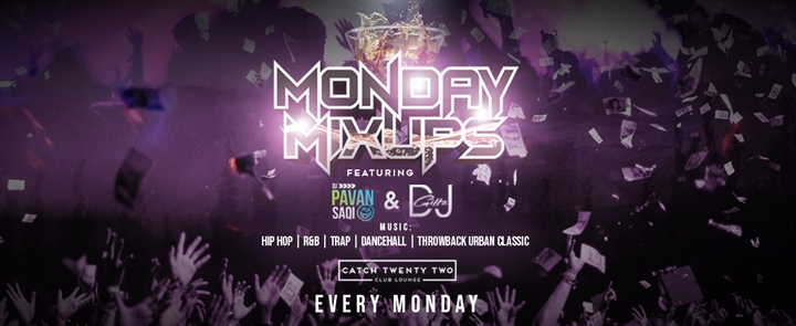 Visit Uk - MONDAY MIXUP