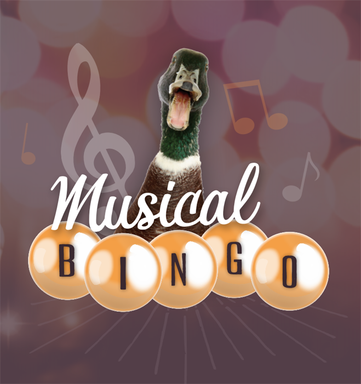 Musical Bingo (FREE EVENT)