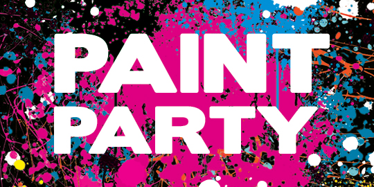 Paint Party 2019 (PAID EVENT)