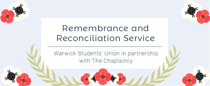 Remembrance and Reconciliation Service