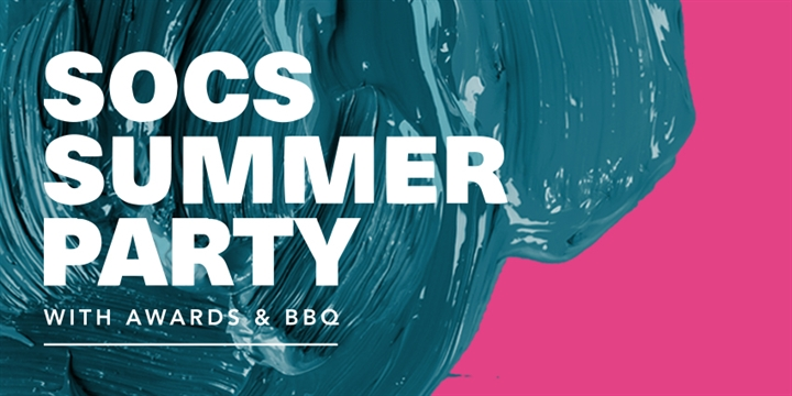 Socs Summer Party with Awards and BBQ
