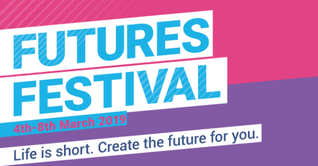 Futures Festival - Day 1: The Creative Industries